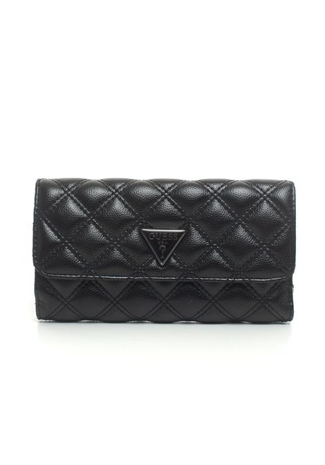 CESSILY Wallet Guess | 63 | SWCM76-79650BLA