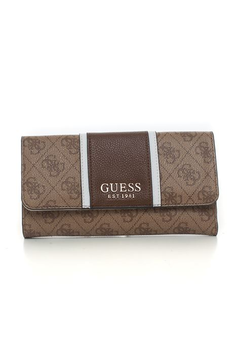 Cathleen Wallet Guess | 63 | SWSG77-37650BRO