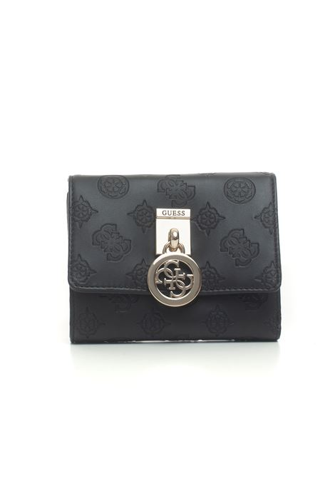 NINNETTE Wallet small size Guess | 63 | SWSG78-77430BLA