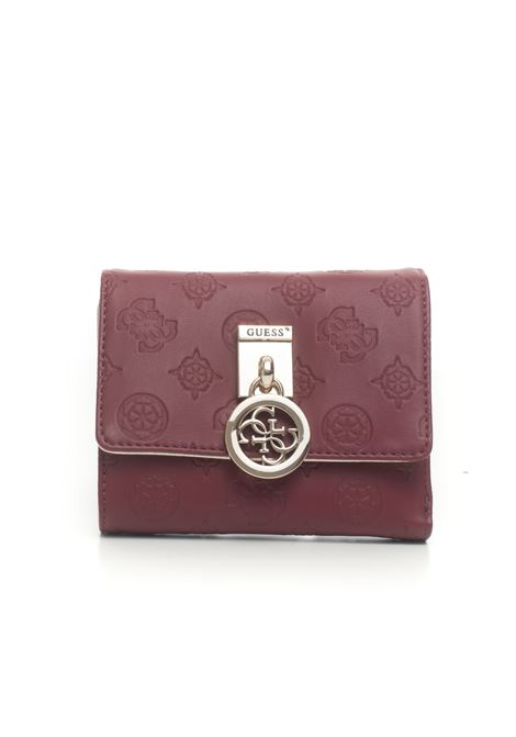 NINNETTE Wallet small size Guess | 63 | SWSG78-77430MER