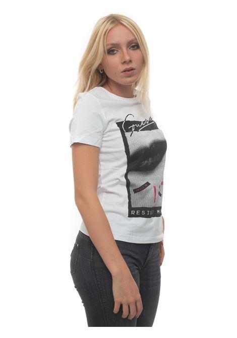 T-shirt Guess | 8 | W0BI14-K7DN0TWHT