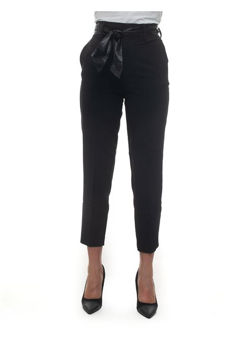 High waisted trousers Guess | 9 | W0YB42-WB4H2JBLK
