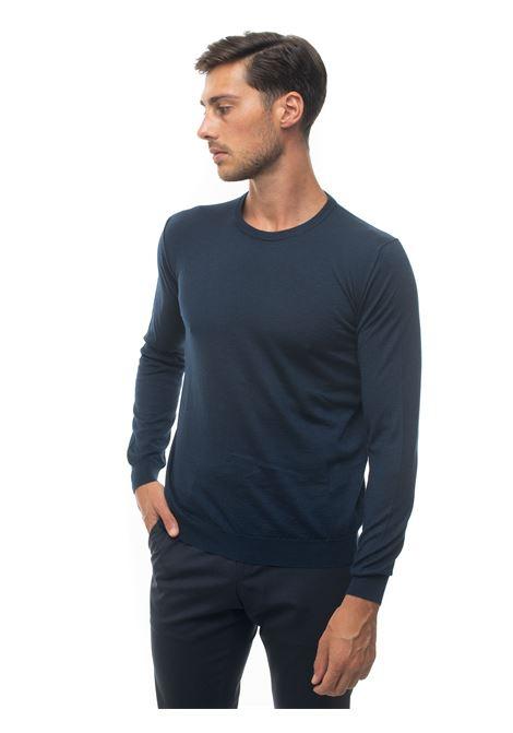 Pullover girocollo Kiton | 7 | UK02W20K111