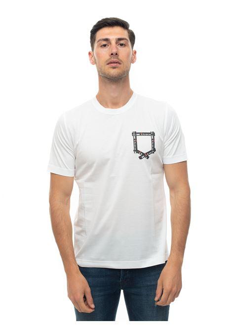 T-shirt Kiton | 8 | UK1141W19V11000A