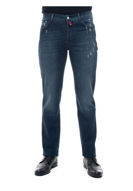 5 pocket denim Jeans Kiton | 24 | UPNJSMJ03S850300D