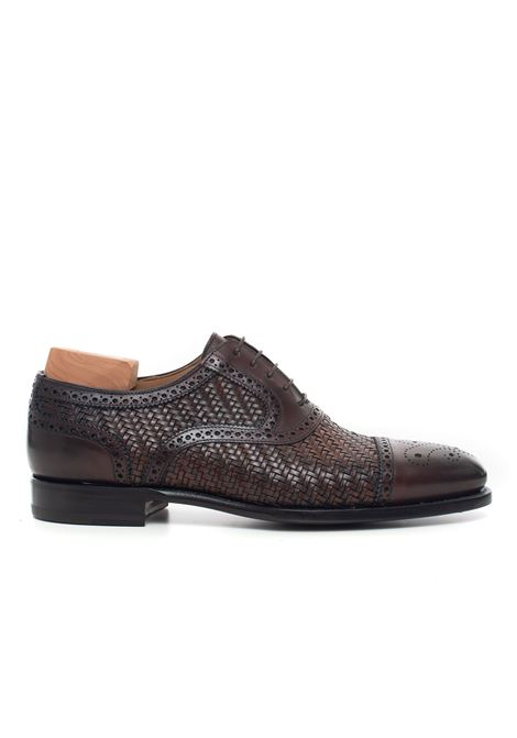 Classic laced shoes Kiton | 12 | USSROCAN0033701008