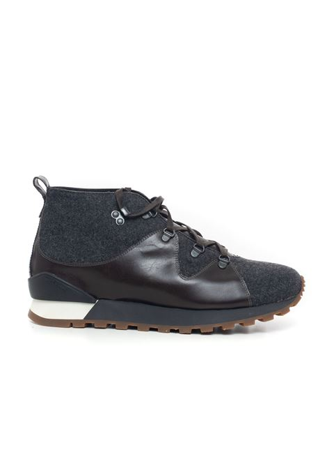 High-top sneaker Kiton | 12 | USSROCKN0061701000
