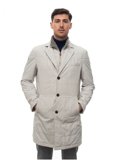 Coat with 3 buttons Kiton | 5032304 | UW0609DV03S1401000