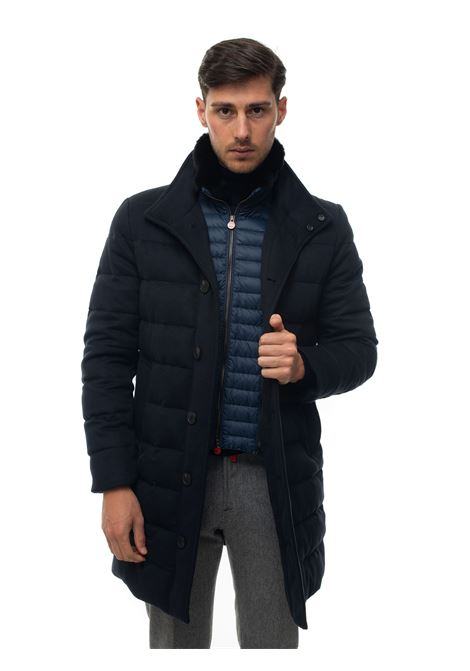 Quilted jacket Kiton | 5032304 | UW0650V03S460100N