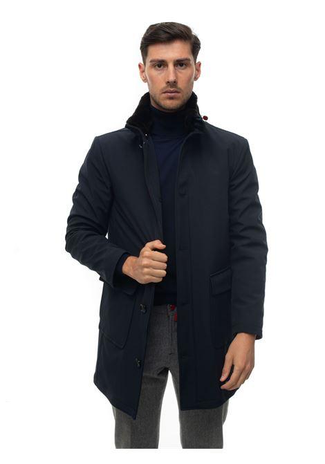 Fabric jacket Kiton | 20000057 | UW0802-V03T5115
