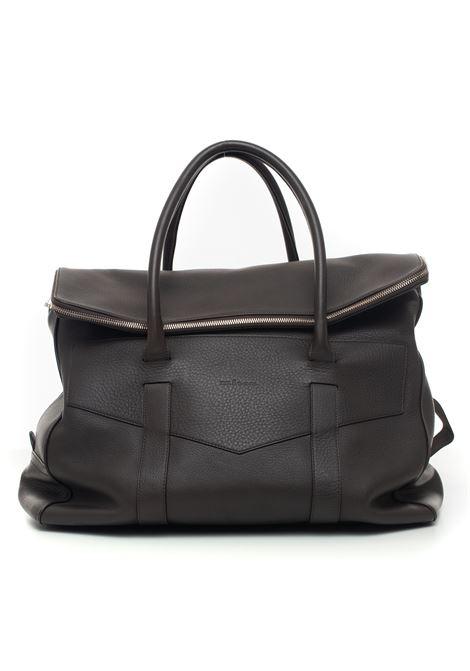 Big bag in leather Kiton | 20000006 | VSKPARAN71002