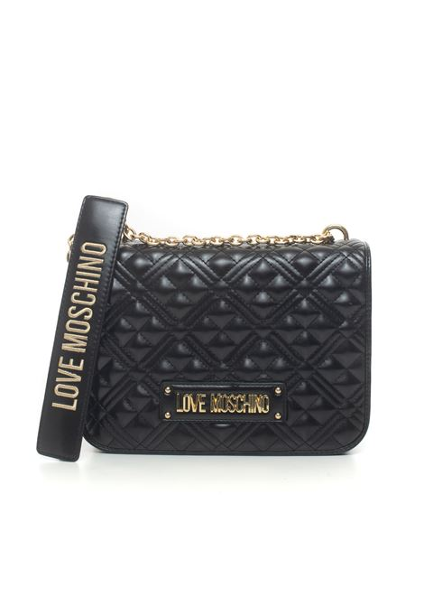 Quilted shoulder strap bag Love Moschino | 31 | JC4000PP1B-LA0000