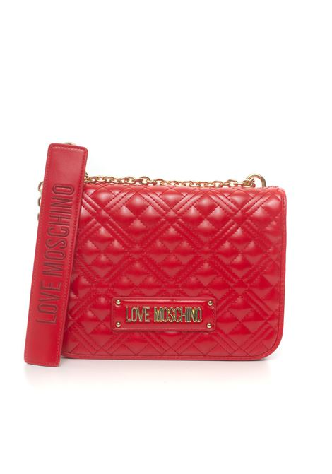 Quilted shoulder strap bag Love Moschino | 31 | JC4000PP1B-LA0500