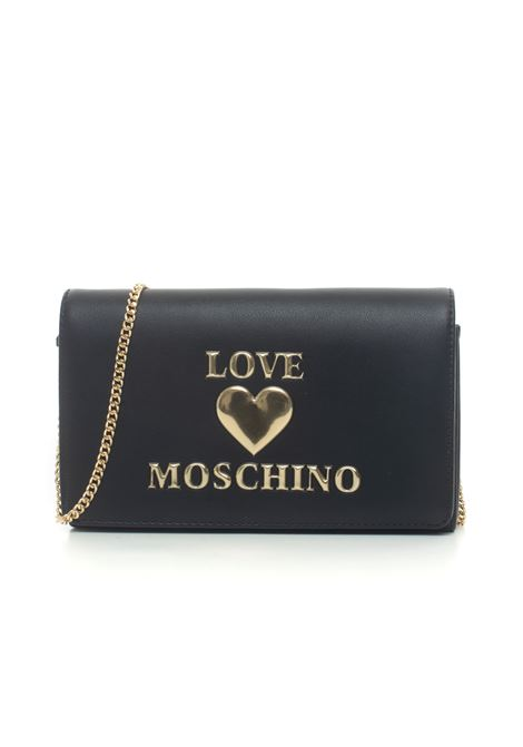 Shoulder clutch Love Moschino | 31 | JC4057PP1B-LE0000