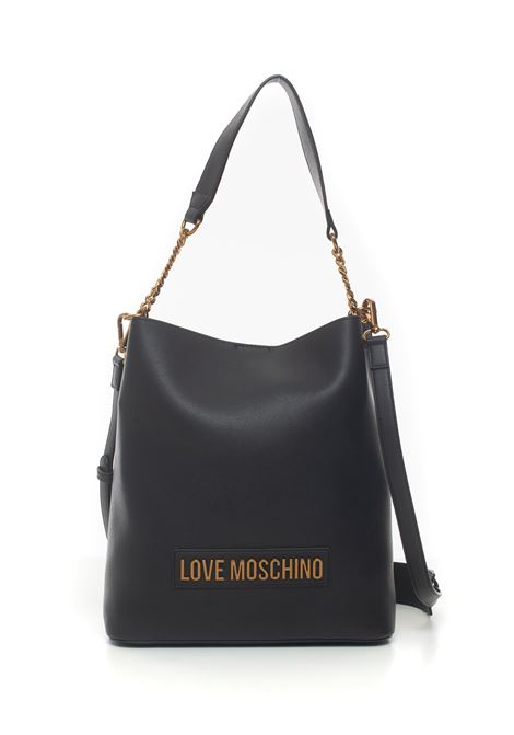 Handbag with handles Love Moschino | 31 | JC4067PP1B-LK0000