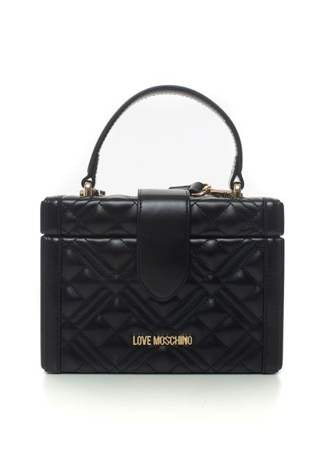 Quilted clutch Love Moschino   31   JC4104PP1B-LA0000