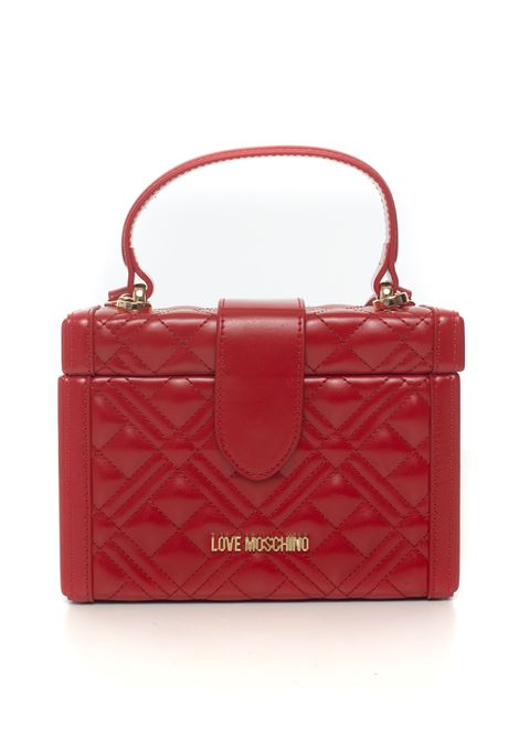 Quilted clutch Love Moschino | 31 | JC4104PP1B-LA0500