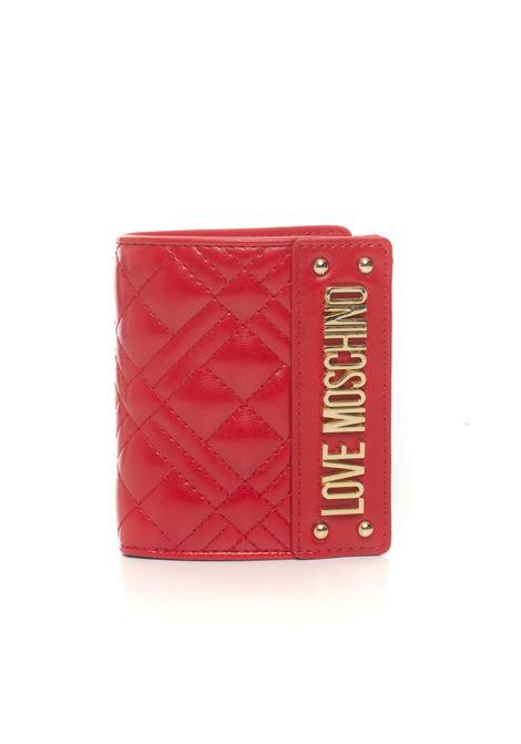 Portafoglio piccolo Love Moschino | 63 | JC5601PP1B-LA0500