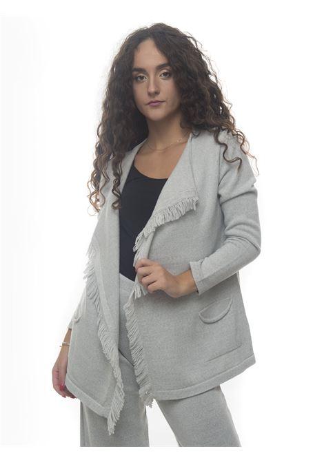 Cardigan with large shawl collar Maria Bellentani | 3 | 21086183