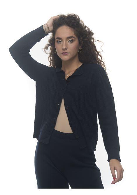 Rib knit Cardigan Maria Bellentani | 3 | 21130714