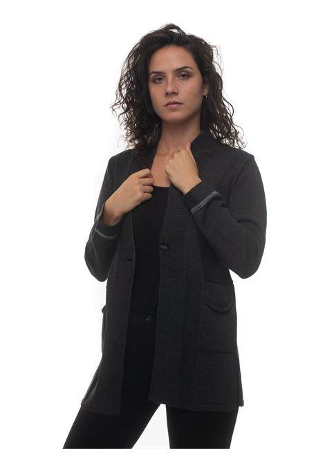 Cardigan lungo Maria Bellentani | 39 | 2117-6081199