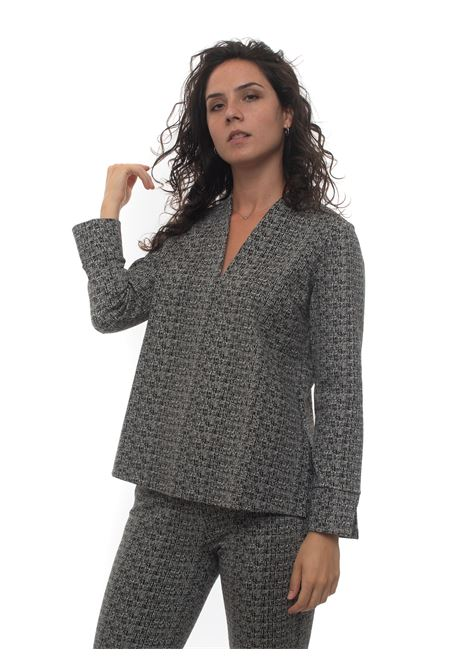 V-neck pullover Maria Bellentani   2035781291   4135-1400201