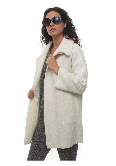Bouclé coat Maria Bellentani | 17 | 4227-1550168