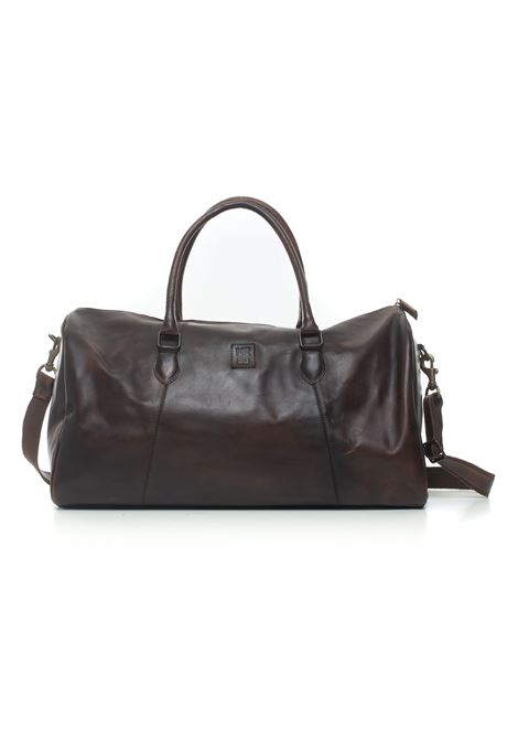 Big bag in leather MINORONZONI 1953 | 20000006 | MRF202B102C60