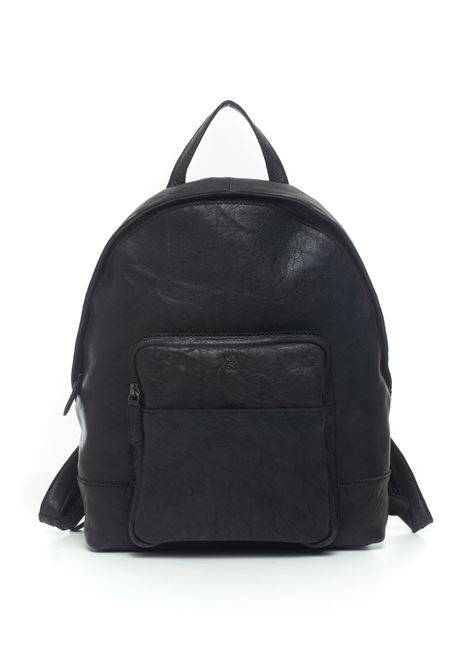 Leather rucksack MINORONZONI 1953 | 5032307 | MRF203B105C99