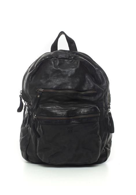 Leather rucksack MINORONZONI 1953 | 5032307 | MRF205B110C99