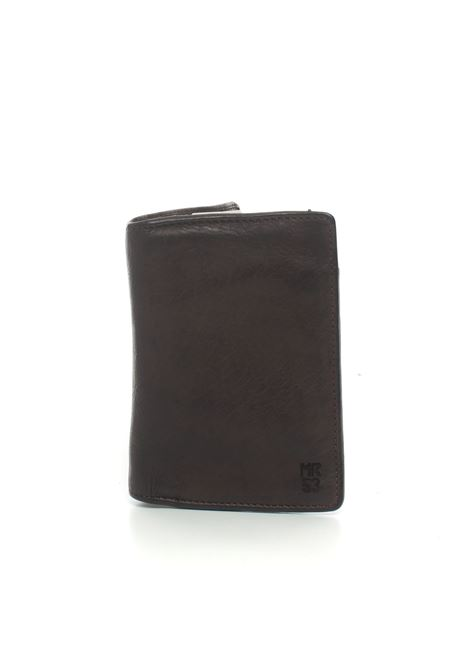 Leather wallet MINORONZONI 1953 | 63 | MRF209P174C60