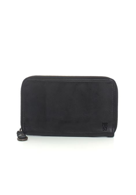 Zip leather wallet MINORONZONI 1953 | 63 | MRF209P180C99