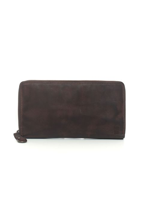 Zip leather wallet big size MINORONZONI 1953 | 63 | MRF209P181C60