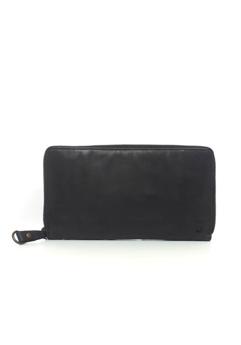 Zip leather wallet big size MINORONZONI 1953 | 63 | MRF209P181C99
