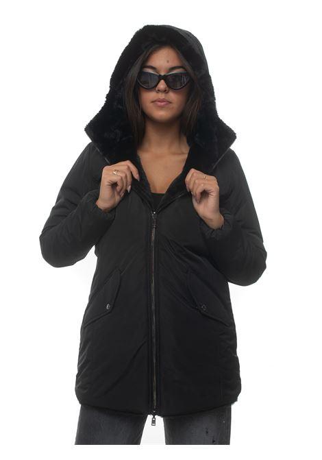 Katie hooded jacket Museum | 20000057 | MS20-PL881C002