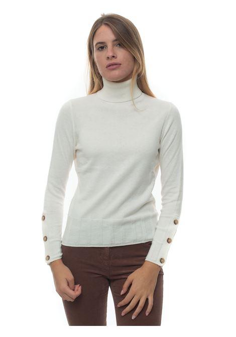 ARANCIA Turtleneck pullover Pennyblack | 7 | ARANCIA-3921