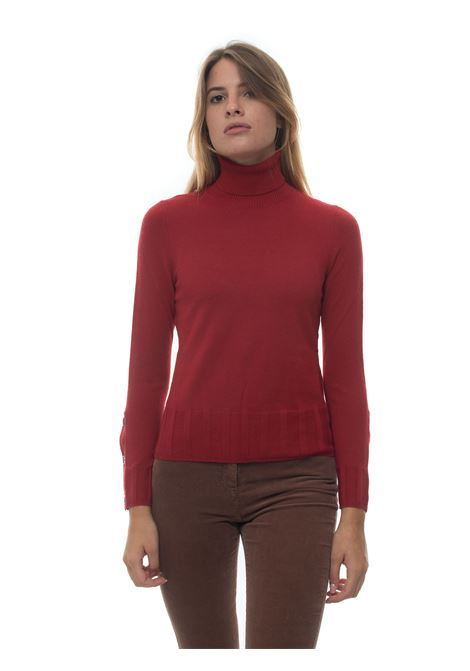 ARANCIA Turtleneck pullover Pennyblack | 7 | ARANCIA-3927