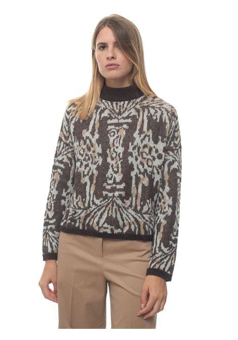 Pullover collo alto Faretra Pennyblack | 7 | FARETRA-1803