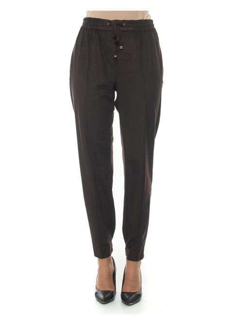 Libeccio trousers with lace tie Pennyblack | 9 | LIBECCIO-1002