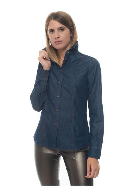 Camicia da donna in jeans  POLCA Pennyblack | 6 | POLCA-3031