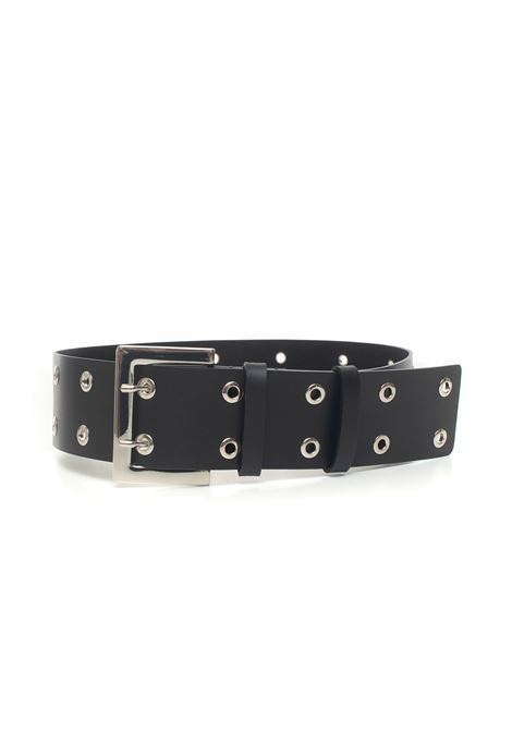 Senato Leather belt Pennyblack | 20000041 | SENATO-5592