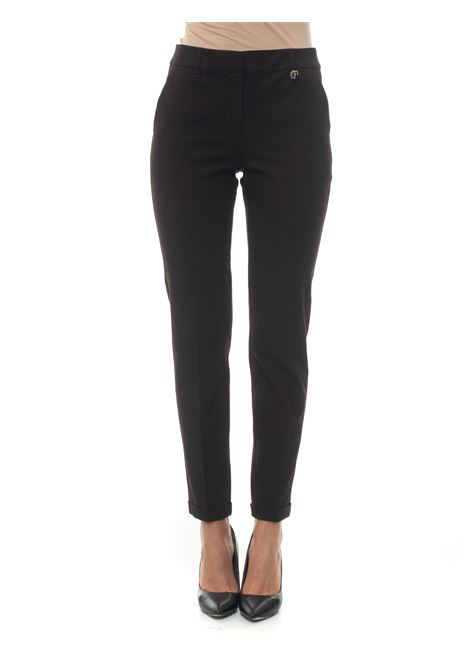 Vespro Stretchy drainpipe trousers Pennyblack | 9 | VESPRO-2366