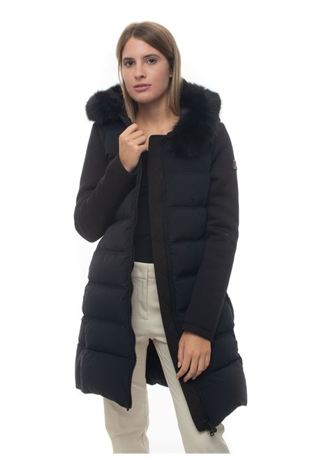 Lansbury hooded harrington jacket Peuterey | 20000057 | LANSBURYAGIBMATFUR-PED3284-01180662NER