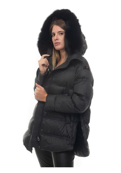 TAKAN MQ 02 FUR quilted jacket Peuterey | -276790253 | TAKANMQ02FUR-PED3372-01180967NER