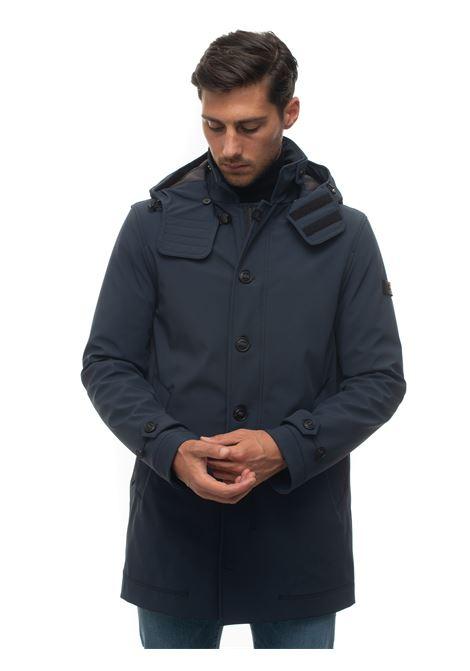 Trebbio high-tech fabric dust coat Peuterey | 20000057 | TREBBIOKP01-PEU3700-01191511215