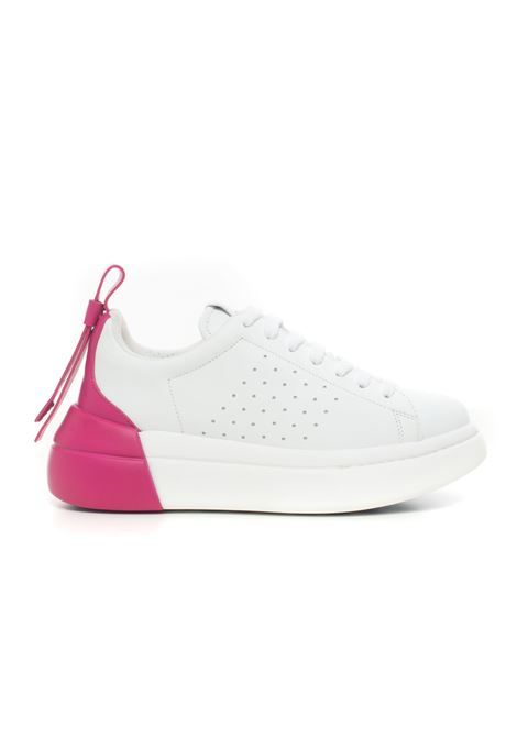 Sneakers with laces Red Valentino | 5032317 | UQ2S0E11-GHNA4D
