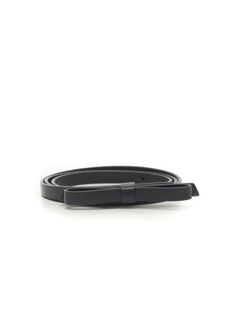 Thin belt in leather Red Valentino | 20000041 | UQ2T0A73-MEN0NO
