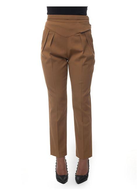 Pantalone vita alta Red Valentino | 9 | UR0RBD40-WBP954
