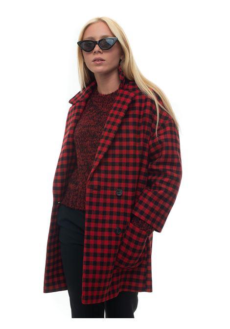 Cappotto doppio-petto Red Valentino | 20000057 | UR3CA155-55U38Z