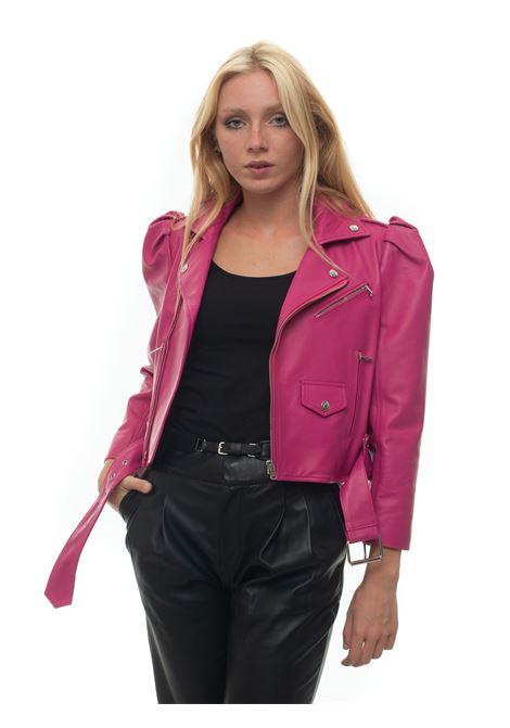 Biker jacket Red Valentino | -276790253 | UR3NA02J-57M38W